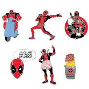 Deadpool Random Blind Box Enamel Pin