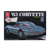 Chevy Corvette 1963 Sting Ray 1:25 Scale Model Kit