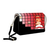 Super Mario Bros. Princess Peach Flap Crossbody Purse