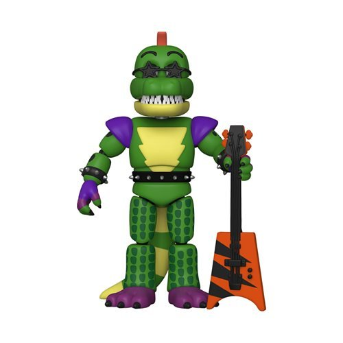 Five Nights at Freddy's: Security Breach Montgomery Gator Action Figure