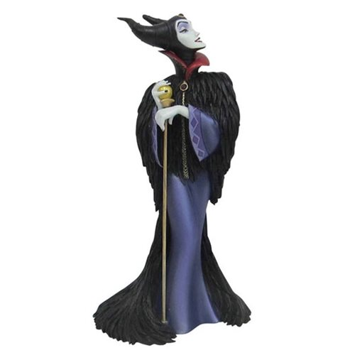 Disney Showcase Sleeping Beauty Maleficent Art Deco Couture De Force Statue