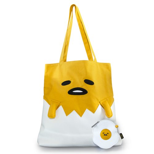 Gudetama with 3-D Arms Tote Purse