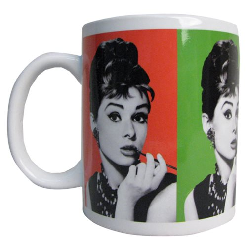 Audrey Hepburn Colors Mug