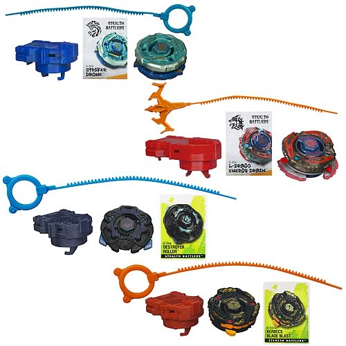Beyblade Stealth Battles Tops Wave 3