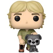 Crocodile Hunter Steve Irwin with Sui Pop! Vinyl Figure