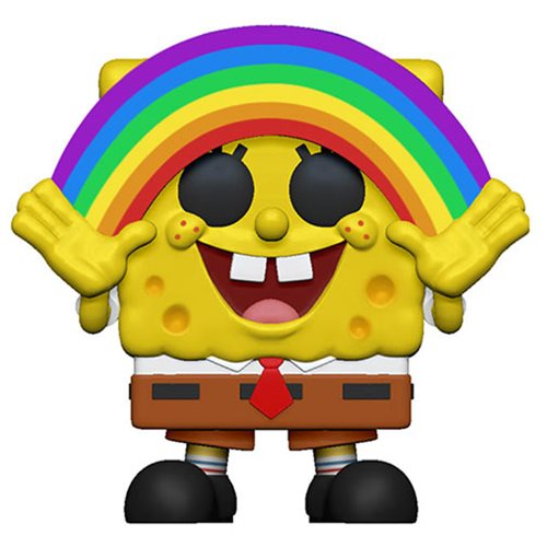 Spongebob Squarepants Spongebob Rainbow Pop! Vinyl Figure