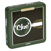 Clue Nostalgia Tin Board Game