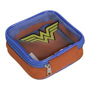 Wonder Woman Logo Square Zipper Pouch