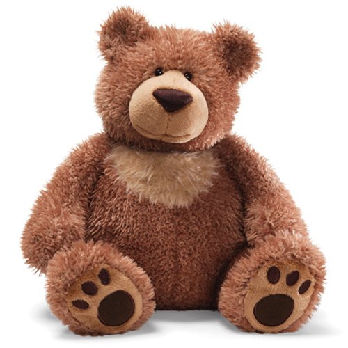 Slumbers Teddy Bear 17-Inch Plush