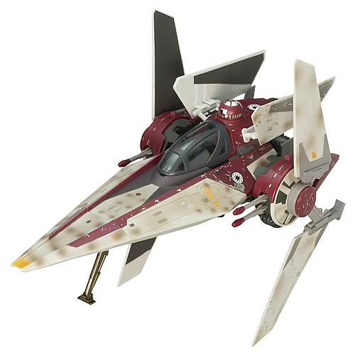 STAR WARS MISSILE FOR CLONE WARS V-WING FIGHTER VEHICLE
