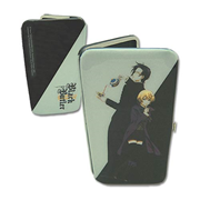 Black Butler 2 Claude and Aloise Hinge Wallet
