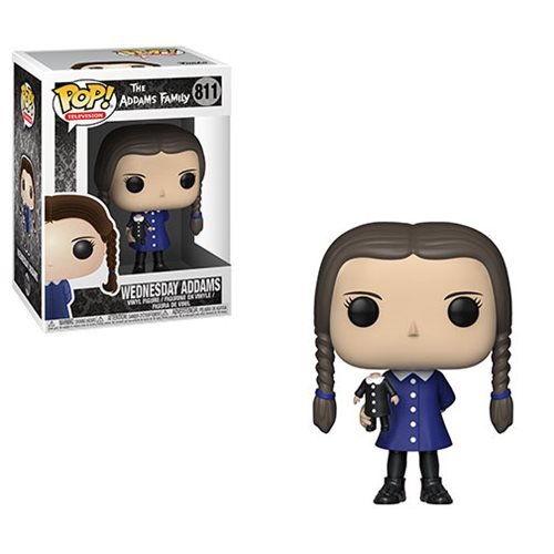 The Addams Family Wednesday Pop! Vinyl Figure, Not Mint