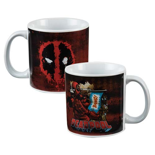 Deadpool 20 oz. Ceramic Mug