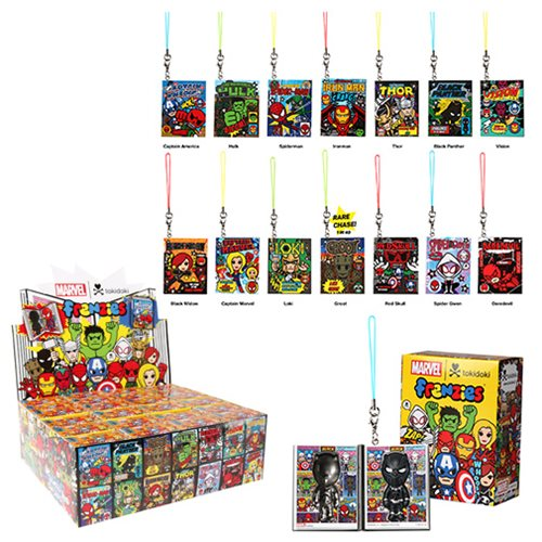 Tokidoki Marvel Frenzies 4-Pack