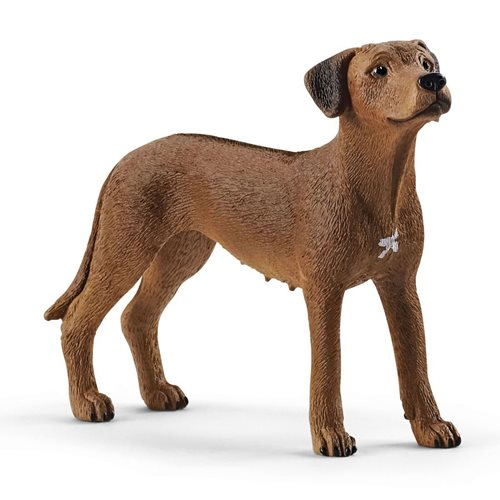 Rhodesian Ridgeback Collectible Figure