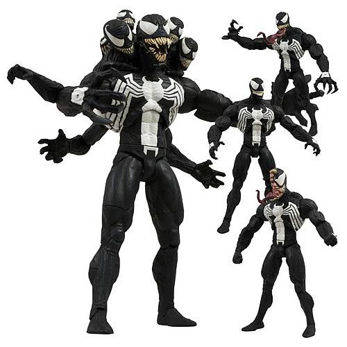 Marvel Select Venom Action Figure Entertainment Earth