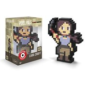 Pixel Pals Tomb Raider Shadow of the Tomb Raider Lara Croft Collectible Lighted Figure