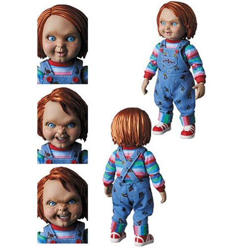 Child's Play 2 Good Guy Chucky MAFEX Action Figure