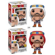 WWE Iron Sheik Old School Pop! Vinyl Figure