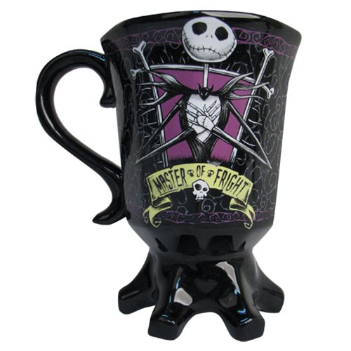 Nightmare Before Christmas Goblet Mug
