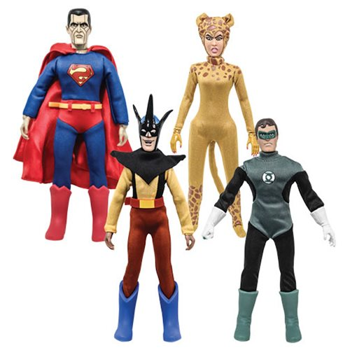 Super Friends 8-Inch Series 4 8-Inch Action Figure Set