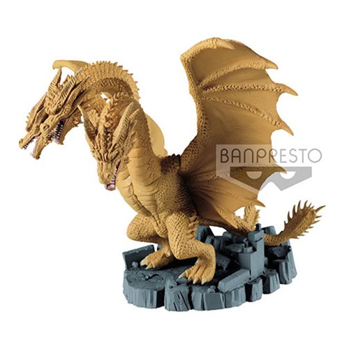 Godzilla: King of Monsters Ghidorah Deformed Figure