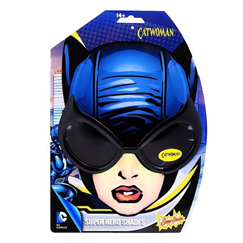 Batman Catwoman Sun-Staches