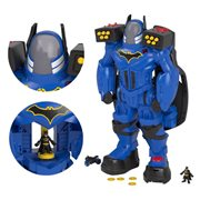 DC Super Friends Imaginext Batman Battle Bot Action Figure