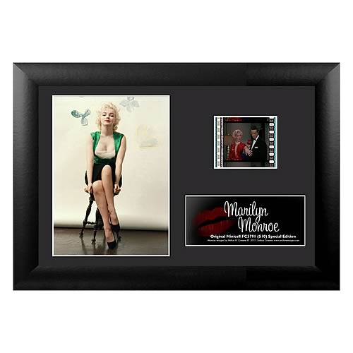 Marilyn Monroe Series 10 Special Edition Mini Cell