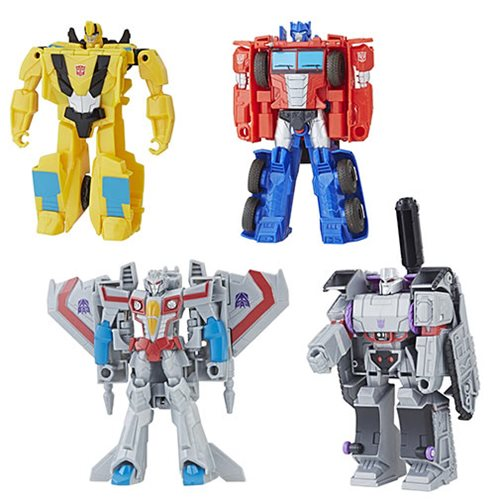 Transformers Cyberverse One Step Changers Wave 2 Case