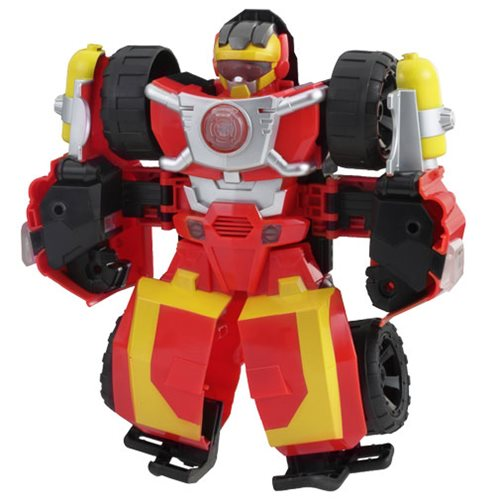 Transformers Rescue Bots Academy Electronic Hot Shot
