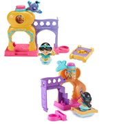 Aladdin Little People Jasmine's Friendship Palace Playset