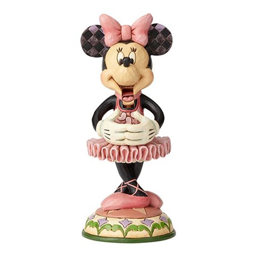 Disney Traditions Minnie Mouse Nutcracker Beautiful Ballerina Statue by Jim Shore