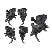 Alien Xenomorph Full-Size Scaler 3 1/2-Inch Mini-Figure