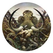 Frank Frazetta The Mammoth Magnet