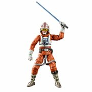 Star Wars The Black Series Empire Strikes Back 40th Anniversary 6-Inch Luke Skywalker Hoth Pilot Action Figure