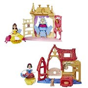 Disney Princess Small Doll Cips Mini Environment Wave 1 Set