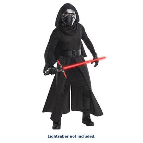 Star Wars: The Force Awakens Kylo Ren Grand Heritage Costume