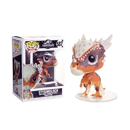 Jurassic World: Fallen Kingdom Stygimoloch Pop! Vinyl Figure #587