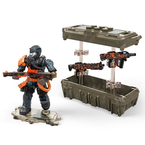 Mega Construx Call of Duty Weapon Crate 2020 Mix 1 Case