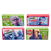 A Christmas Story 5-Inch Wooden Block Set