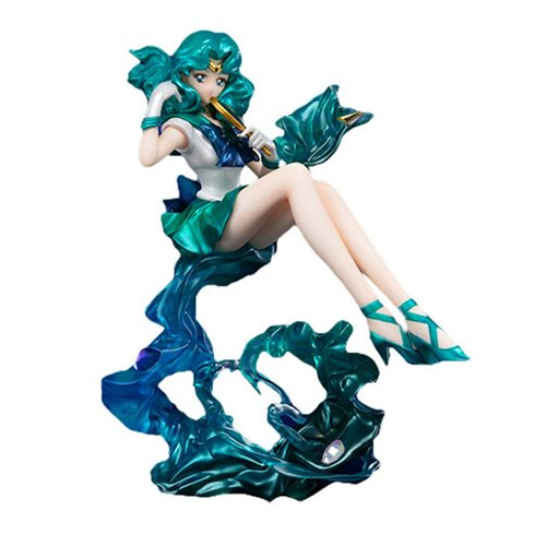 Sailor Moon Sailor Uranus /& Neptune IN STOCK 2X Bandai FiguartsZERO Chouette