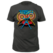 Doctor Strange Black Magic Gray T-Shirt