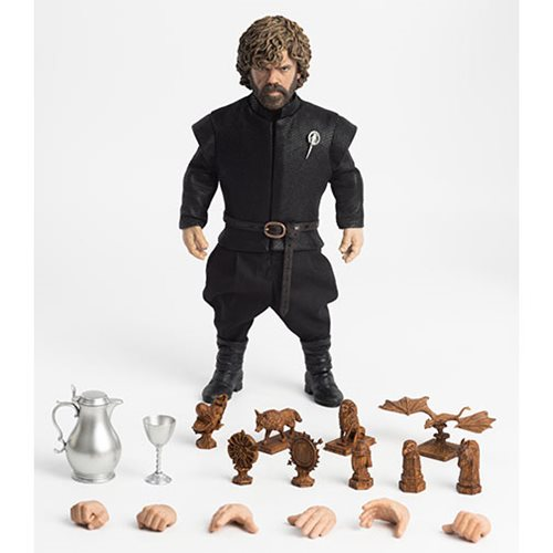 Game of Thrones Tyrion Lannister Season 7 1:6 Scale Deluxe Action Figure