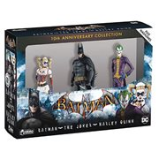 Batman: Arkham Asylum Figure 3-Pack Box Set