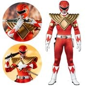Mighty Morphin Power Rangers Dragon Shield Red Ranger 1:6 Scale Action Figure - Previews Exclusive