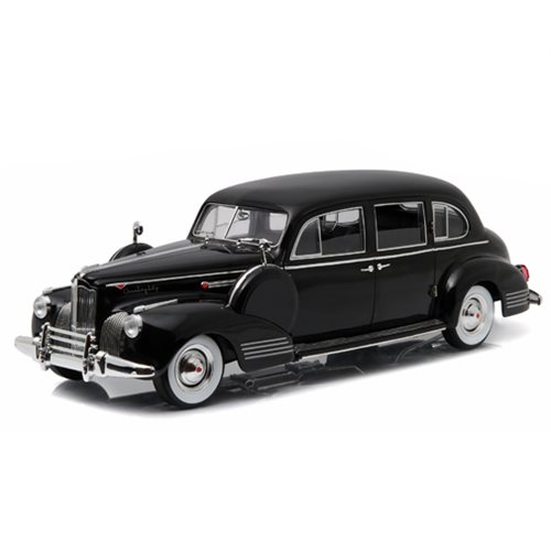 The Godfather 1941 Packard Super Eight One Eighty 1:18 Scale Die-Cast Metal Vehicle