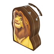 The Lion King Simba Shaped Tin Tote