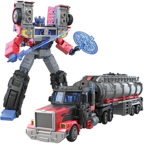 Transformers Legacy Leader Laser Optimus Prime