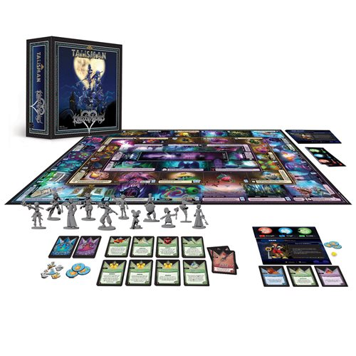 Talisman: Kingdom Hearts Edition Game